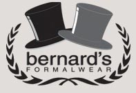 Bernards Formal Wear logo